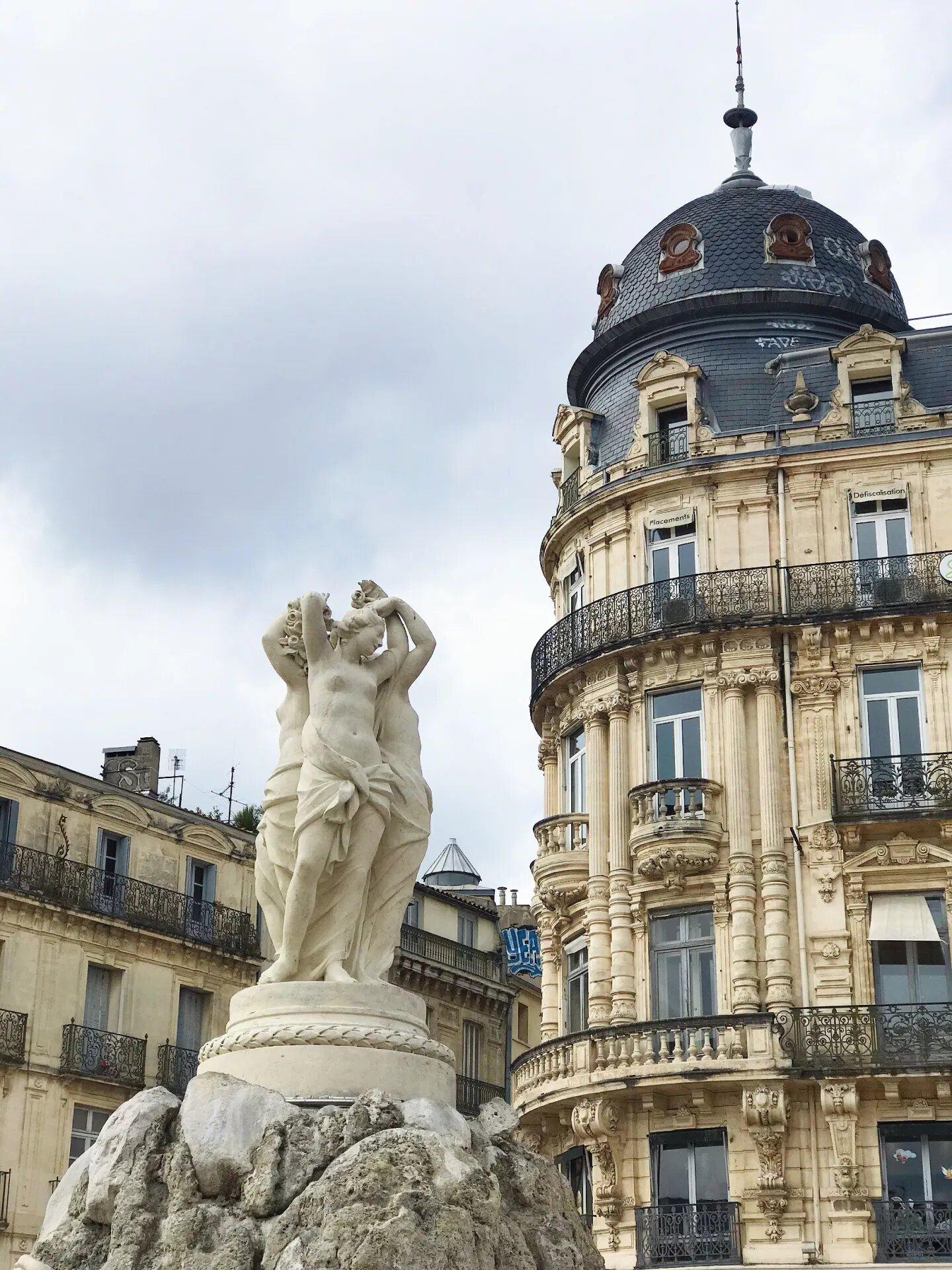 Pour un super séjour au centre ville de Montpellier